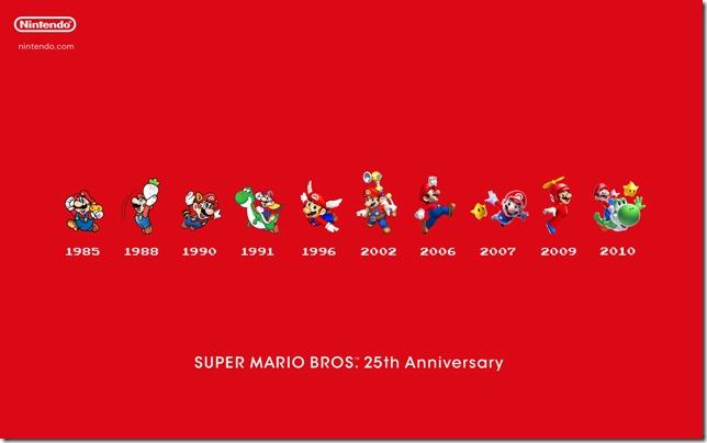 Mario 25th Anniversary