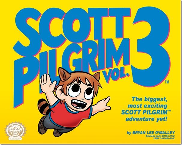 Scott Pilgrim 3 Teaser