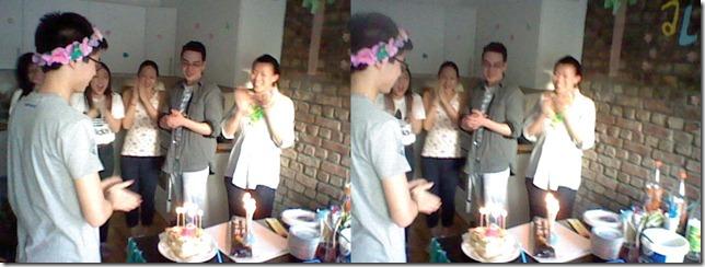 Enoch's birthday cakes!
