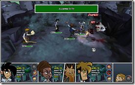 Penny Arcade Adventures screenshot