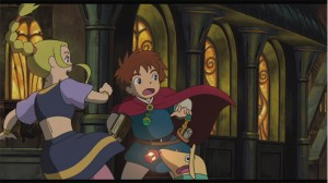Ni No Kuni cutscene screenshot