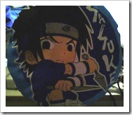 Sasuke pillow