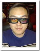 Me with 3D glasses